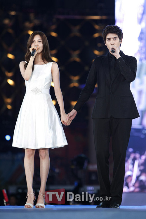 [PICTURE/VIDEO] Seohyun & Kyuhyun – HOLDING HANDS!! Pt. 2 ...