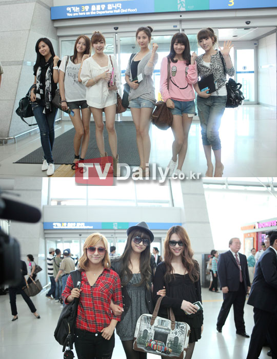 News F X Vs Girls Generations Which Sm Girl Group Is The Better Fashionista Smtownjjang