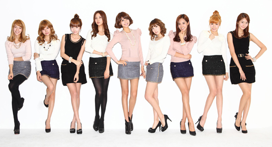 """[news] SNSD Confirmed to perform live for Japans """"FNS Music Festival"""" 101104_snsd_hoot"""