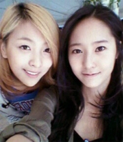 did boa already find her �longlost twin� smtownjjang��