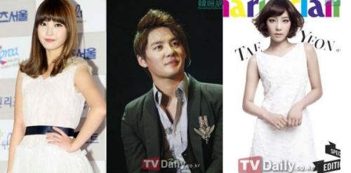 Tvxq junsu and taeyeon dating